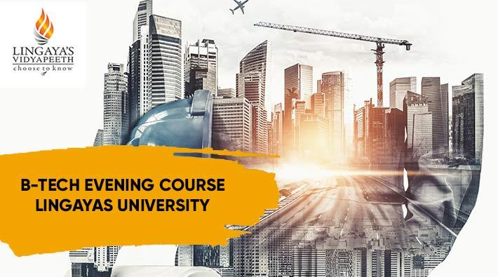 What Is A B Tech Evening Course