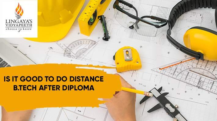 Is It Good to Do Distance B Tech After Diploma?