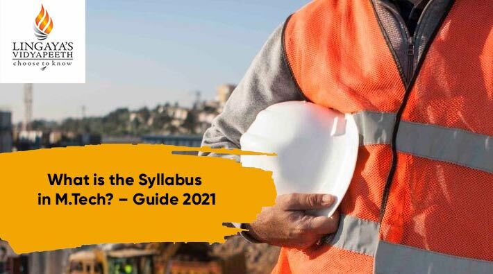 what is the syllabus in mtech