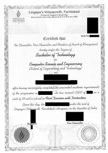 Is Distance Education for BTech Valid?